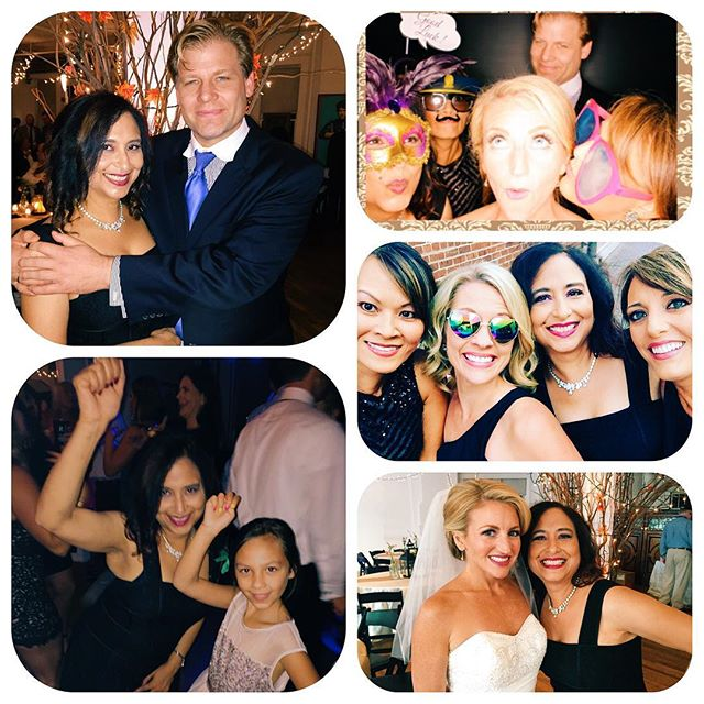 Such an amazing weekend celebrating the wedding of @tvnewzchick and making lots of new memories! So blessed to have these guys in my life. ️️️ #blessed #rushingdowntheaisle2015 #IChooseBeauty Day 688