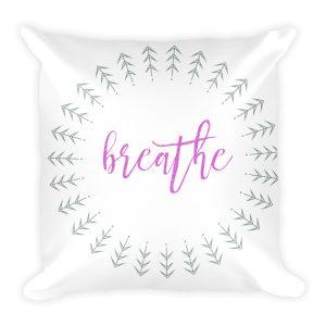 Breathe – Accent Pillow