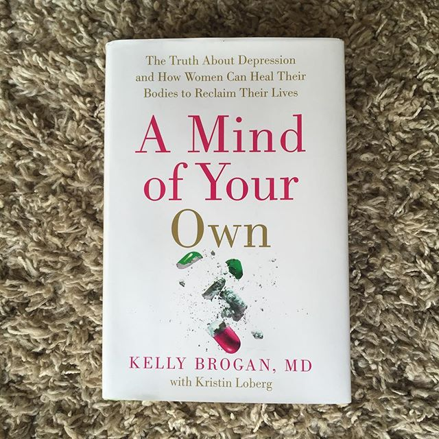 Last day of the #IChooseBeauty challenge is your choice. I'm always trying to find new ways to live a happier life with depression, and stumbled upon this book. It talks a lot about the gut-mind (microbiome) connection for healing depression, and I'm looking forward to trying a few new things as I continue along my journey. #IChooseBeauty Day 1011