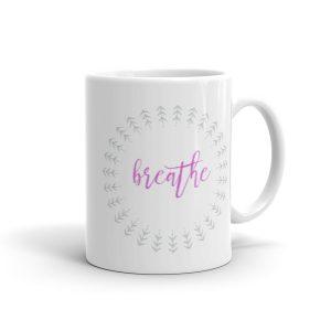 Breathe – Mug
