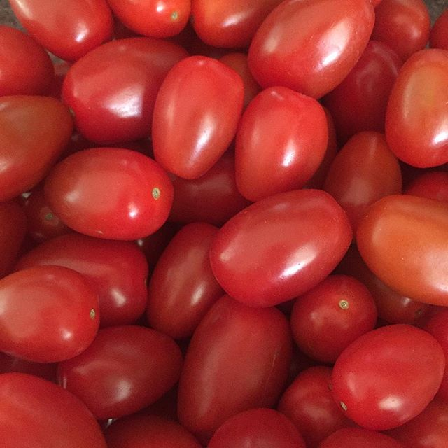 Currently inhaling: all the sweet juicy tiny tomatoes I can find. #itsthelittlethings #literally #IChooseBeauty Day 1265
