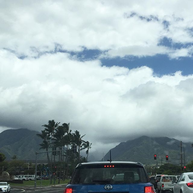 Traffic light view. #mauilife #blessed #IChooseBeauty Day 1307