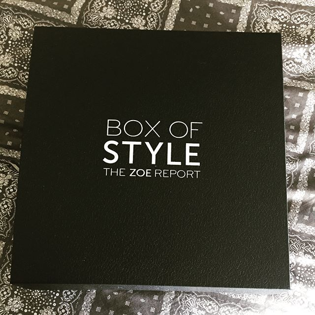 My first Box of Style! Swipe to see all the goodness! So excited that it includes a couple of Beautycounter products! Proud to be repping this amazing line and it's mission to change the beauty industry. #saferbeauty #IChooseBeauty Day 1335