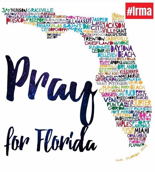 Thinking of everyone in Florida, and sending lots of peace and light. #IChooseBeauty Day 1388
