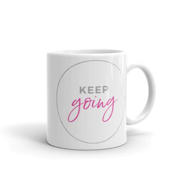 Keep going – Mug