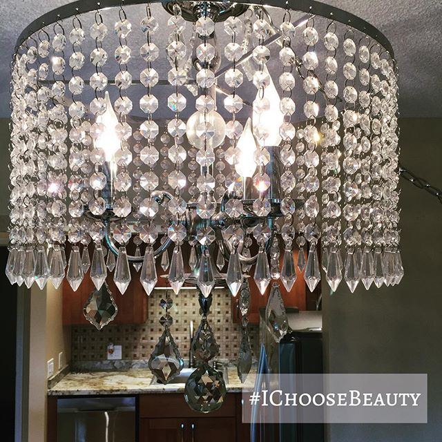 I've got a thing for sparkly objects. #IChooseBeauty Day 1556