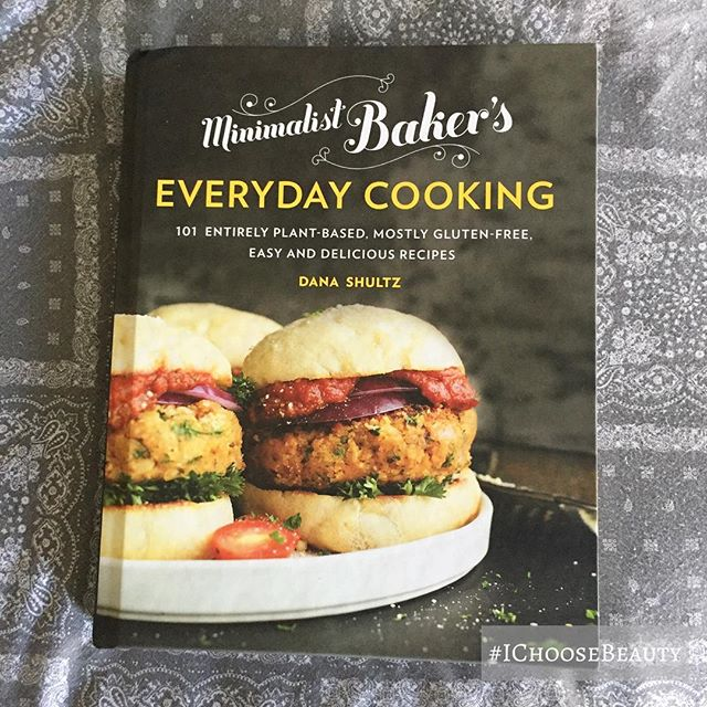 I love browsing through cookbooks. Just got this one, and can't wait to try the recipes. #IChooseBeauty Day 1664