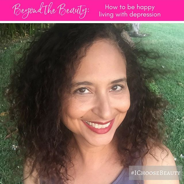 "#MentalHealthMonday : Last week I mentioned that while choosing to see beauty every day is a big part of what helps me with my depression, there are several other things I have to consistently do to help me feel good..Enter ""Beyond the Beauty"" - a new series to share what I've learned to do to fight depression beyond #IChooseBeauty..For me, it mainly comes down to paying attention to five things every single day. Do I slip up? Absolutely. And when I do, I can definitely feel it in my mood. I have to make a conscious effort throughout the day to make everything happen..I detail it all in a blog post on my website - there's a link to it in my bio. Click on ""How to be happy living with depression."".I'll be sharing more coping tools and strategies that help me going forward. And remember, my partner @mentalhealthamerica is an incredible resource - MHA offers everything from a support group to free screenings to information about treatment options."