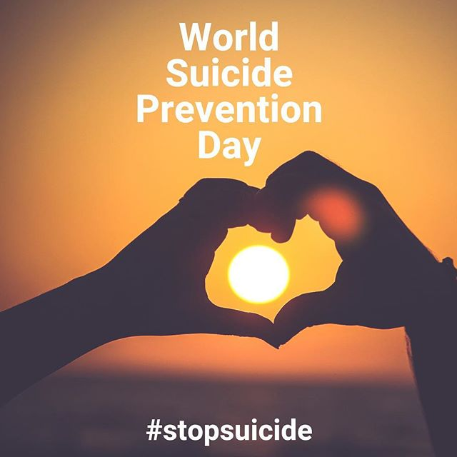 "#MentalHealthMonday.Over 800,000 people in the world die by suicide every year. That's 1 person every 40 seconds!.On this World Suicide Prevention Day, take just a few minutes to learn the warning signs and find out how you can help prevent suicide from my partner, @mentalhealthamerica. Just click on the link in my bio and go to the ""Mental Health America"" button..And please... If you or someone you know needs emotional support or help, call the National Suicide Prevention Lifeline. Trained helpers are available 24/7. 1-800-273-TALK (8255) #youarenotalone #stopsuicide #worldsuicidepreventionday"