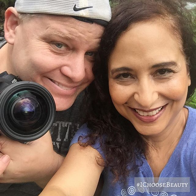 Great day doing a photo sesh for my website with this guy! More details coming soon! #IChooseBeauty Day 1798