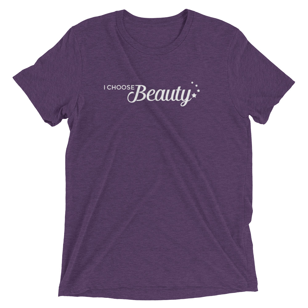 I Choose Beauty – Unisex Tee