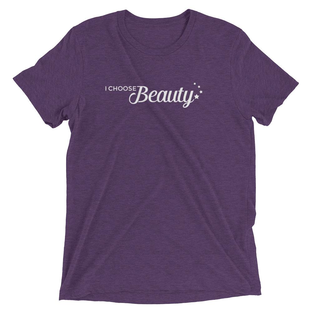 I Choose Beauty – Unisex Tee