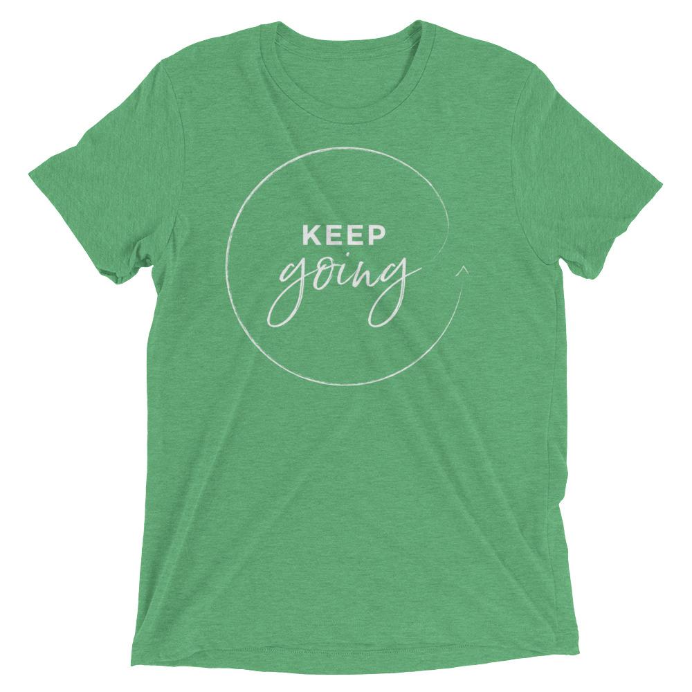 Keep going – Unisex Tee