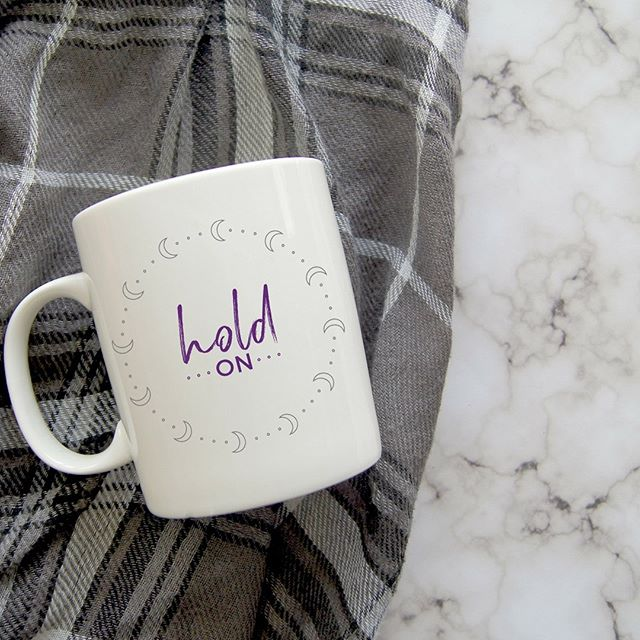 HOLD ON: If you're hurting and don't think you can take anymore, please hold on. You will get through this pain, even if it doesn't seem like it right now.⁣.⁣Mugs come in 11-ounce and 15-ounce sizes. 5% of net proceeds goes to @mentalhealthamerica. Link to shop is in my bio. #ichoosebeauty⁣.⁣.⁣.⁣.⁣.⁣.⁣.⁣.⁣.⁣.⁣#mentalwellness #mentalhealthawareness #mentalhealthmatters #mentalhealthsupport #depressionrecovery #mentalhealthadvocate #mentalhealthblog #mentalhealthblogger #mentalhealthrecovery #mentalhealthwarrior #inspirationoftheday #inspirationdaily #inspirationalpost #inspirationalwords #inspirationquotes #mantras #quotesandsayings #quotestoinspire #quotestoremember #quotesforlife #quotesforyou #therapy #recoveryispossible #endthestigma #holdon⁣