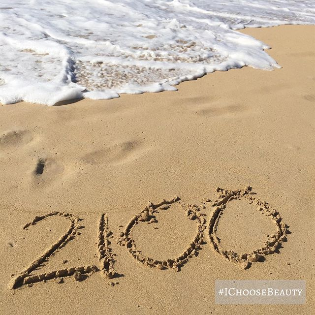 Day 2100 of my #IChooseBeauty journey!!! 2100 days of posting a picture of beauty every day here on @Instagram. Thanks to all of you for your support throughout this project.⁣⁣In case you don't know the story... It all started as a challenge to myself in November 2013 to keep from slipping back into a deep depression I had been struggling with for a few years. It turned into my life preserver. And when I realized what a difference it made on my mood, I just kept going.⁣⁣It's based on Positive Psychology research that finds people who notice and appreciate beauty are more likely to have joy and meaning in everyday life.⁣⁣It's not always easy to find something of beauty. I've had plenty of tough days when nothing seemed beautiful but I have learned to make my own beauty and push myself to find something. And honestly, those are the days it helps the most to find that one good thing.⁣⁣Throughout the years, many of you have shared your own #IChooseBeauty pics, and I love seeing them every day. They're proof that happiness is right in front of us, all around us. We just have to choose to see it. ⁣