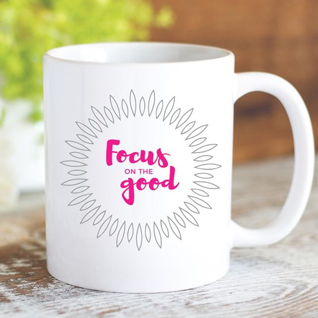 FOCUS ON THE GOOD⁣⁣⁠⁣⁣⁠We get to choose what we focus on in life, even during trying times. The more good things you can shift your attention to, the more hopeful you will feel.⁣⁣⁠⁣⁣⁠All our mugs are created using the healing power of words, and come in two sizes - 11 oz. and 15 oz.⁣⁠⁣⁣⁠⁣⁠⁣⁣⁠5% of net proceeds goes to @mentalhealthamerica. Link to shop is in my bio.⁣⁠⁣⁣⁠⁣⁣⁠⁣⁣⁠⁣⁣⁠⁣⁣⁠⁣⁣⁠⁣⁣⁠⁣⁣⁠⁣⁣⁠#ichoosebeauty #focusonthegood #focusonthegoodthings #positiveselftalk #choosetobehappy #bethankfull #mugsofinstagram #coffeemuglove #mugshot #coffeemugs #coffeemugsofinstagram #coffeemugoftheday #coffeemugaddict #inspirationalwords #inspirationalthoughts #inspirationalmessage #wordstoremember #wordstoinspire #thoughtsinwords #wordsoflife #wordsofinspiration #liveinspired #giftsforfriends #perfectgifts
