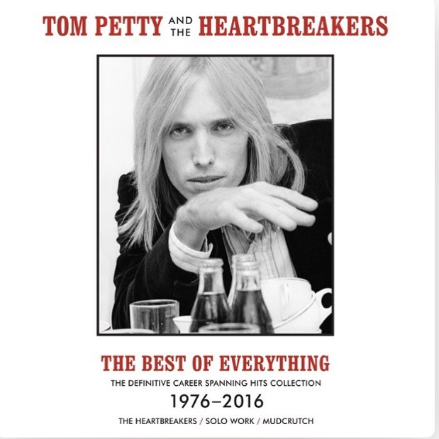 My forever favorite. Miss you TP, grateful your music lives on. #ichoosebeauty Day 2284