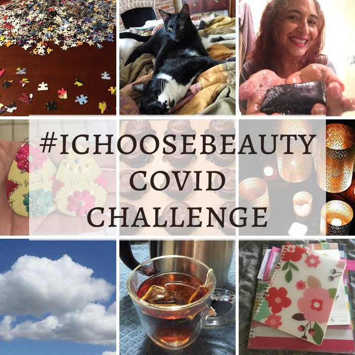 If you missed the new #ichoosebeauty COVID Challenge when it launched a few weeks ago, no worries. It's now available to start anytime you want!⁠⁠The 10-day Instagram challenge will help you find one good thing each day, even in the midst of the coronavirus crisis. Noticing the beauty in your world has been scientifically proven to help you find joy and meaning in everyday life. And we could all use some of that right now.⁠⁠Every day for 10 days, I'll send you an email telling you what beauty to photograph and share here using the hashtag #ichoosebeauty. It's the perfect virtual support system to help us connect, share life's beauty with each other, and uplift our community as we navigate through the pandemic. ⁠⁠I'm looking forward to seeing the beauty in your world!   The link to sign up is in my bio. ⁠⁠⁠⁠⁠⁠⁠⁠⁠⁠⁠#covid #covid19 #coronaviruspandemic #coronaviruschallenge #coronavirus #lookforthelight #seethegood #seethebeauty #findthegood #findthebeauty #lifeslittlemoments #littlethingsmatter #littlethingsthatmakemehappy #littlethingsmakemehappy #beautyinlife #noticethelittlethings #itsthelittlethings #simplethings #itsthelittlethingsinlife #simplethingsinlife #beautyeverywhere #beautyiseverywhere #lookaround #simplethingsmadebeautiful #seeksimplicity #seekthesimplicity